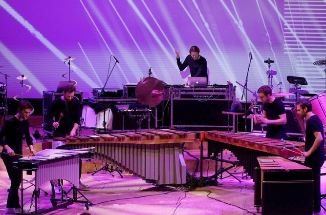 440Hz – Live-Percussion & DJ