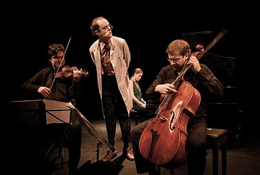 Anmeldung ab sofort: Charles Toulouse, Schauspiel/Pantomime | Morgenstern Trio